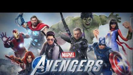 Vid�o : Marvel's Avengers : Next-gen Story Trailer