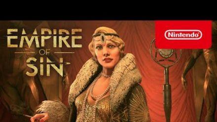 Vid�o : Empire of Sin - Sortie le 01/12 !