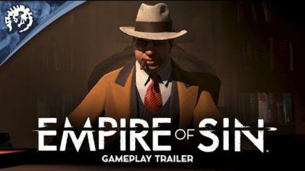 Vidéo : Gamescom 2019 : du gameplay pour Empire of Sin