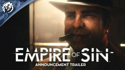 Vidéo : Empire of Sin : Announcement Trailer