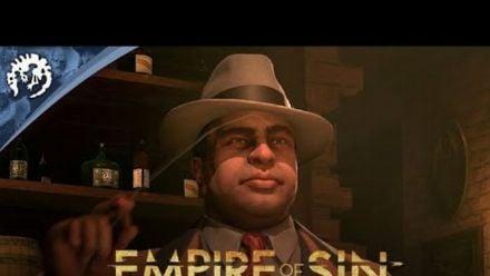 vidéo : Empire of Sin | Release Trailer