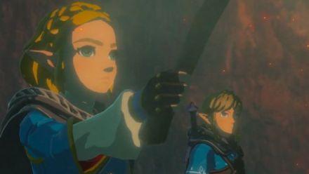 La suite de Zelda Breath of the Wild annoncée !