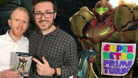 Vid�o : Super Retro Prime Turbo : Metroid Prime avec Julo et Thomas