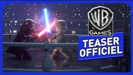 Vid�o : LEGO STAR WARS : La Saga Skywalker - Teaser Officiel