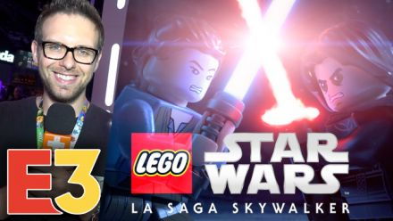 E3 2019 : Nos impressions sur LEGO Star Wars : The Skywalker Saga