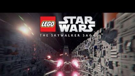 Vid�o : LEGO Star Wars : La Saga Skywalker dévoile du gameplay
