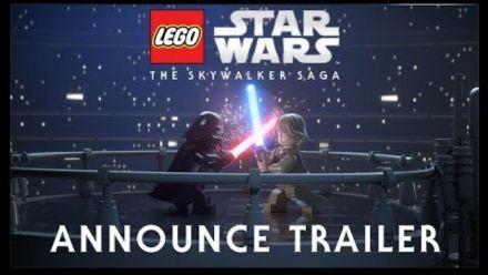 LEGO Star Wars : The Skywalker Saga - Official Reveal Trailer