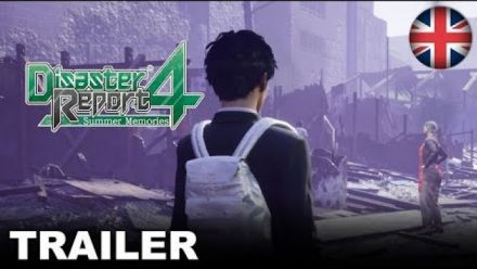 """vidéo : Disaster Report 4 Summer Memories : Bande-annonce """"Choices"""""""