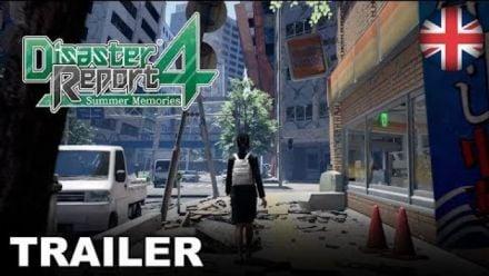 Vidéo : Disaster Report 4 : Trailer de sortie occidentale