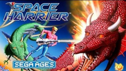 Vid�o : SEGA Ages : Space Harrier Trailer de lancement