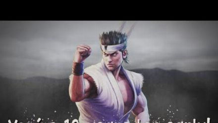 Vid�o : Fist of the North Star LEGENDS ReVIVE : Bande-annonce crossover Virtua Fighter