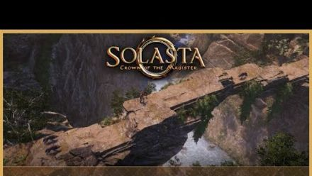 Vid�o : Features Trailer - Solasta: Crown of the Magister.