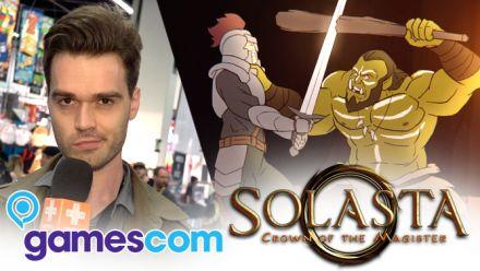Vid�o : Gamescom 2019 : Nos impressions sur Solasta : Crown of the Magister