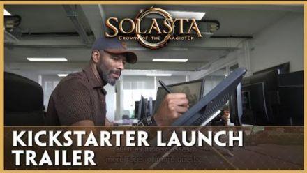 Vid�o : Solasta: Crown of the Magister - Kickstarter Video
