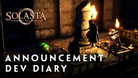vidéo : Solasta: Crown of the Magister - Announcement Dev Diary