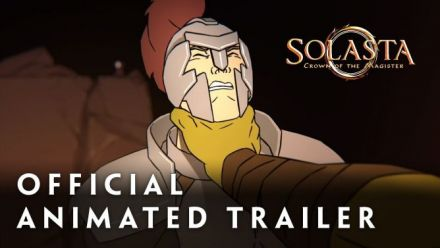 vidéo : Solasta: Crown of the Magister - Official Animated Trailer