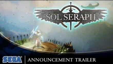 Vidéo : SolSeraph : Trailer d'annonce