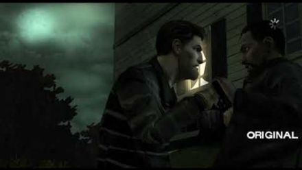 Vid�o : The Walking Dead : The Telltale Definitive Series - Trailer de comparaison Graphic Black