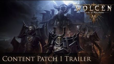Vid�o : Wolcen: Lords of Mayhem - Content Patch 1 Trailer
