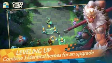Vidéo : Chess Rush official Trailer Annonce