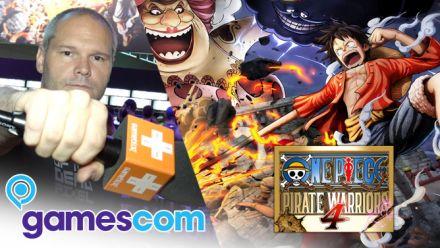 Vidéo : Gamescom 2019 : Nos impressions de One Piece Pirate Warriors 4