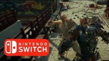 Vidéo : Redeemer Enhanced Edition Trailer   Nintendo Switch