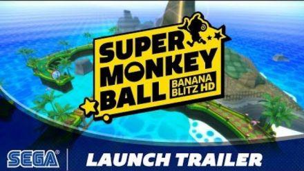 Vid�o : Super Monkey Ball Banana Blitz HD : Trailer de lancement
