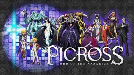 Picross Lord of the Nazarick : trailer d'annonce