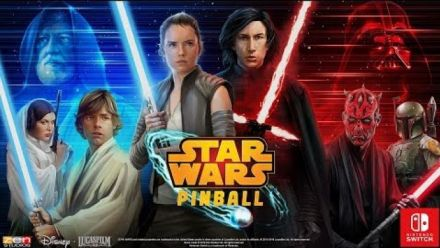 Vid�o : Star Wars Pinball : trailer de lancement Nintendo Switch