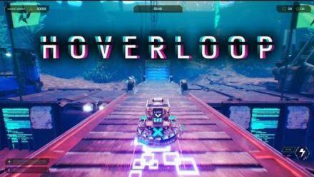 Vid�o : Hoverloop : Gameplay trailer