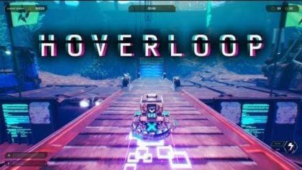 Vidéo : Hoverloop : Gameplay trailer