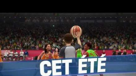 Vidéo : Olympic Games Tokyo 2020: The Official Video Game trailer annonce FR