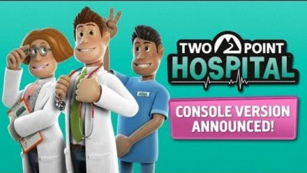 Vid�o : Two Point Hospital : trailer d'annonce consoles