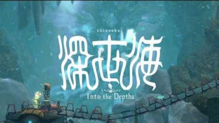 Vidéo : Shinsekai Into the Depths : Trailer iOS