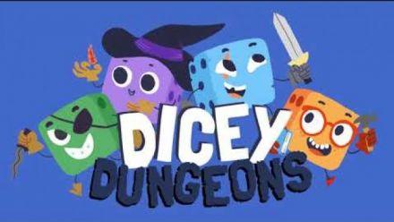 Vid�o : Dicey Dungeons : Teaser Trailer