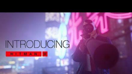Introducing HITMAN 3 (Gameplay Trailer)