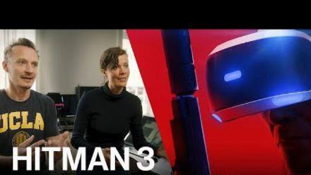 Vid�o : HITMAN 3 - VR: Become the Hitman (Developer Insights)