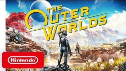 The Outer Worlds : Trailer d'annonce sur Switch