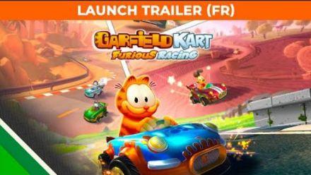 Vidéo : Garfield Kart Furious Racing : Trailer de lancement