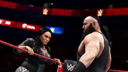 WWE 2K20 : Premiers détails avec Xavier Woods