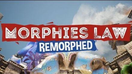 Vidéo : Morphies Law Remorphed : Trailer d'annonce