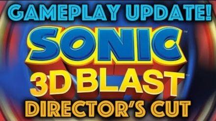 Vid�o : Sonic 3D Blast Director's Cut
