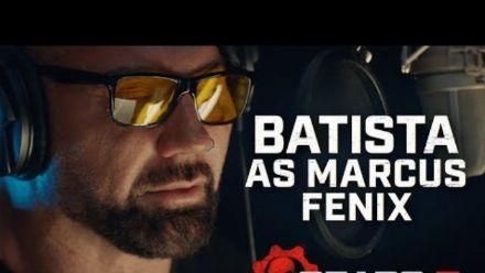Vid�o : Gears 5 : Batista as Marcus Fenix