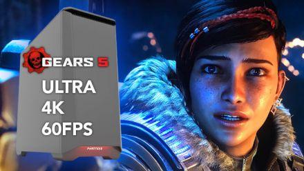 Vid�o : Gears 5 : Notre gameplay maison sur PC en Ultra / 4K / 60fps, attention les yeux !