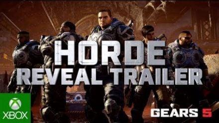 Gears 5 : Pas de mode Battle Royale au lancement mais...