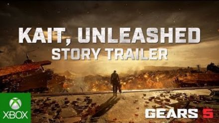 Gears 5 : Kait Unleashed trailer