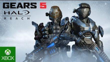 Gears 5 : Vidéo personnages de Halo Reach