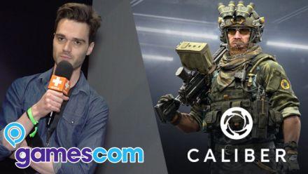 Vid�o : Gamescom 2019 : On a joué à Caliber