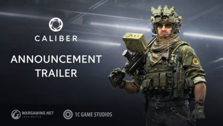 Vidéo : Caliber from the World of Tanks creators