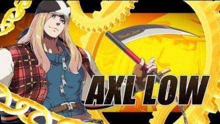 New Guilty Gear : Trailer d'Axl Low